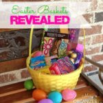 Easter baskets revealed