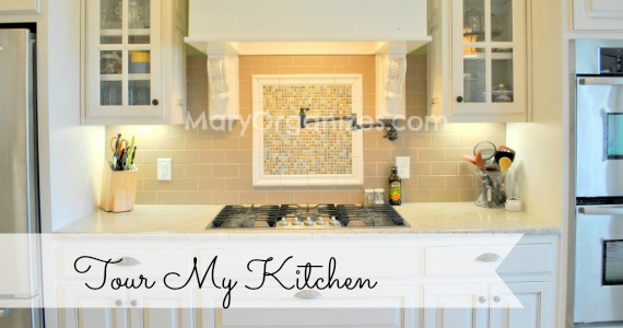 tour my kitchen