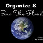 Organize and save the planet