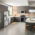 Electrolux Dream Kitchen Appliances Streamlined into Cabinetry