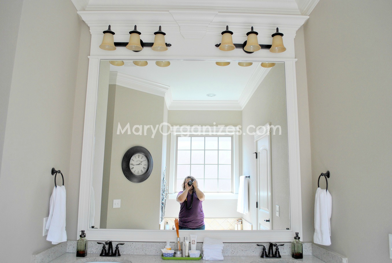Mary Organizes Home Tour - Master Bathroom (14)