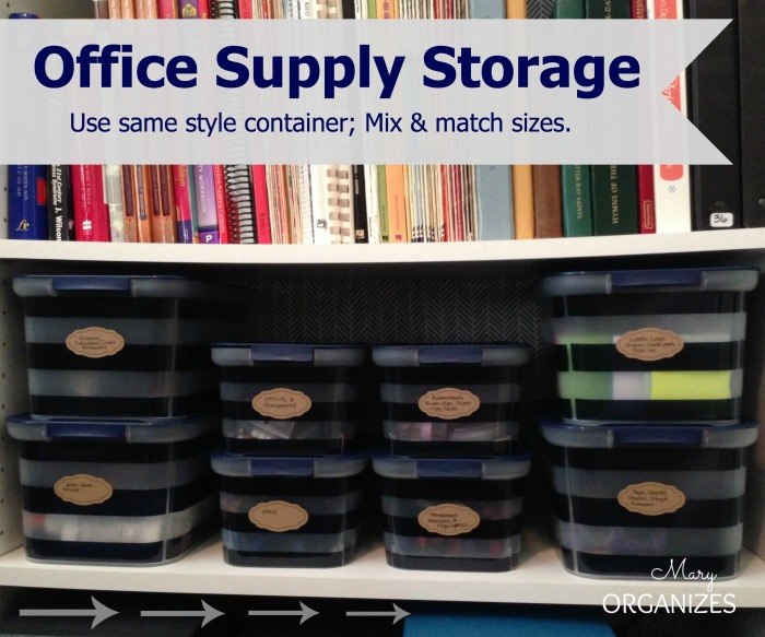 Ordinaire Office Supplies Organization Ideas