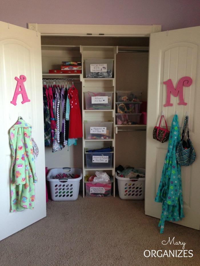 The Twins Closet