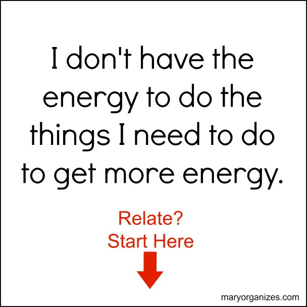 Get More Energy - Start Here