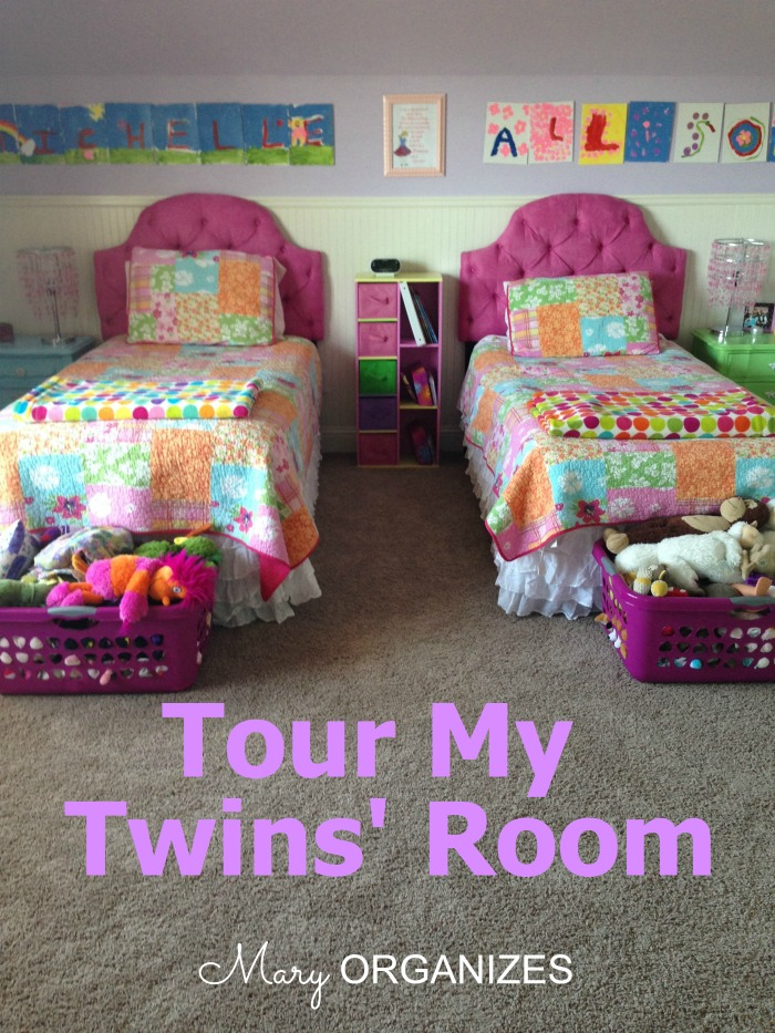 Tour My Twins Room