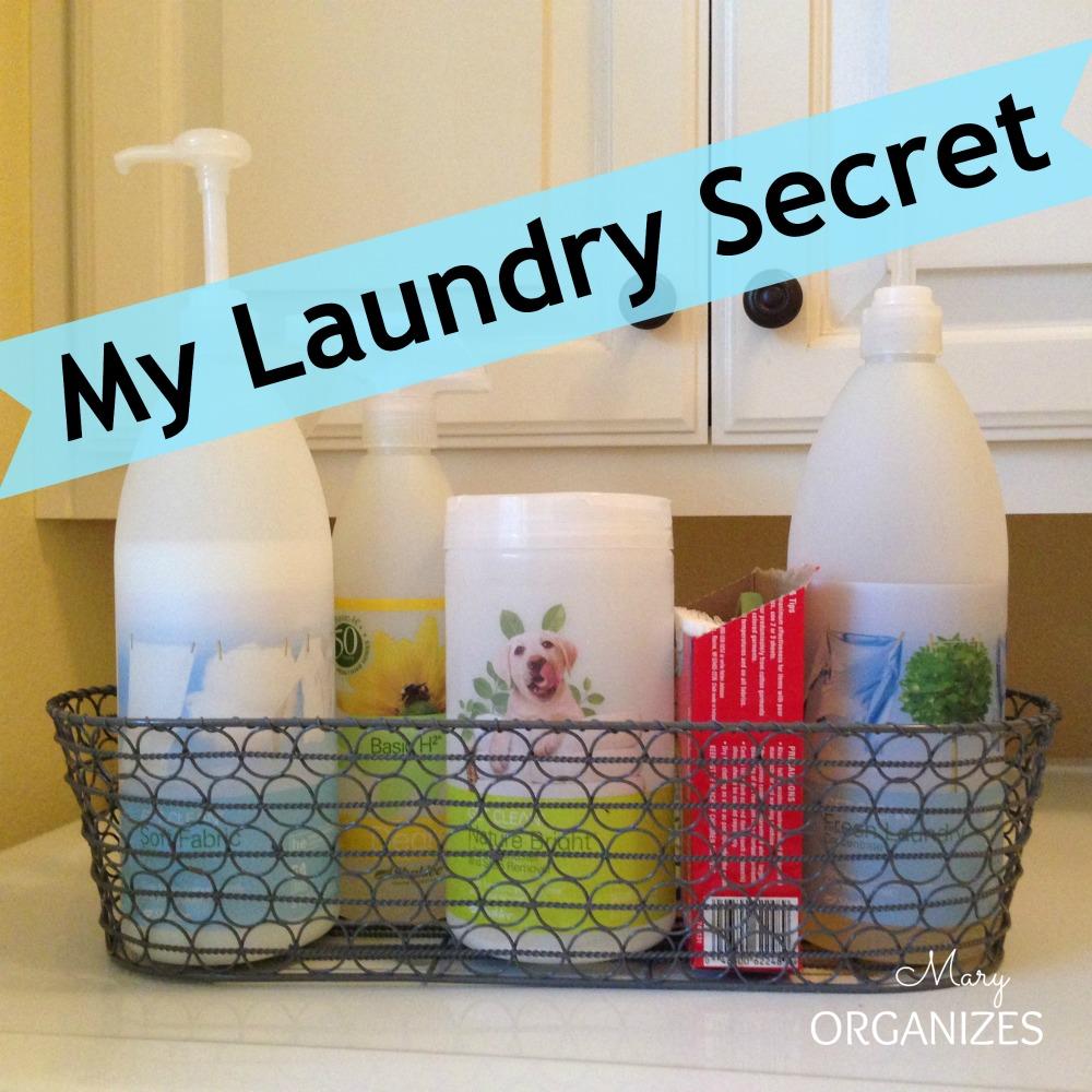 My Laundry Secret