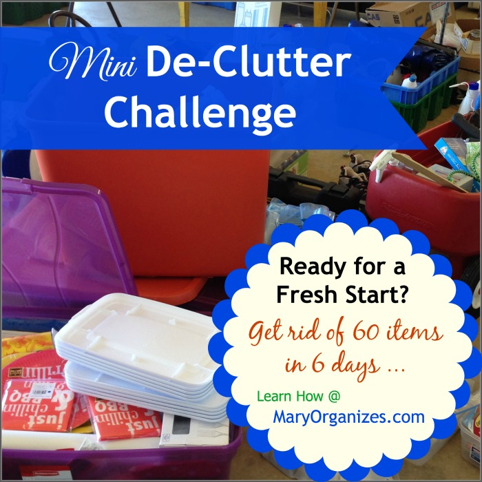 Mini declutter get rid of nice things for How to get rid of clutter