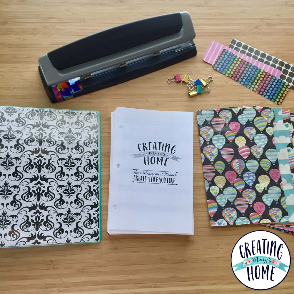 Build your own planner for Build your own planner